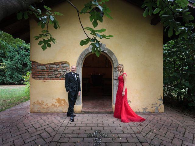 Il matrimonio di Alessio e Francesca a Concorezzo, Monza e Brianza 42