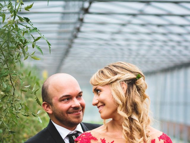 Il matrimonio di Alessio e Francesca a Concorezzo, Monza e Brianza 52