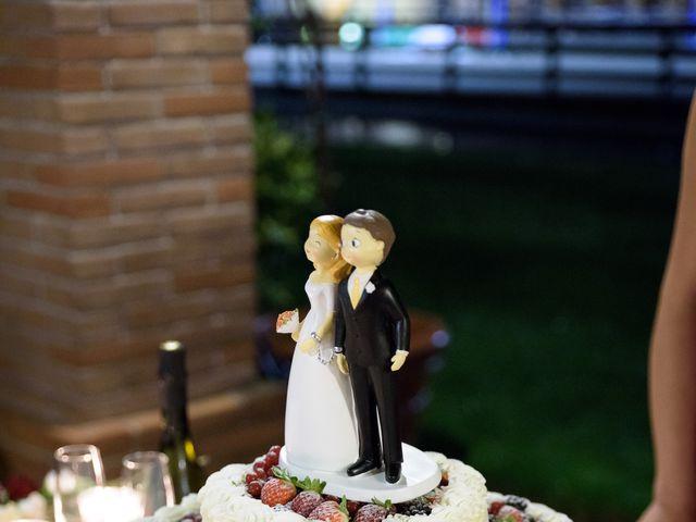 Il matrimonio di Alessio e Francesca a Concorezzo, Monza e Brianza 55