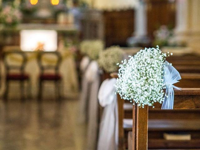 Il matrimonio di Gian Marco  e Alexandra  a Peschiera del Garda, Verona 9
