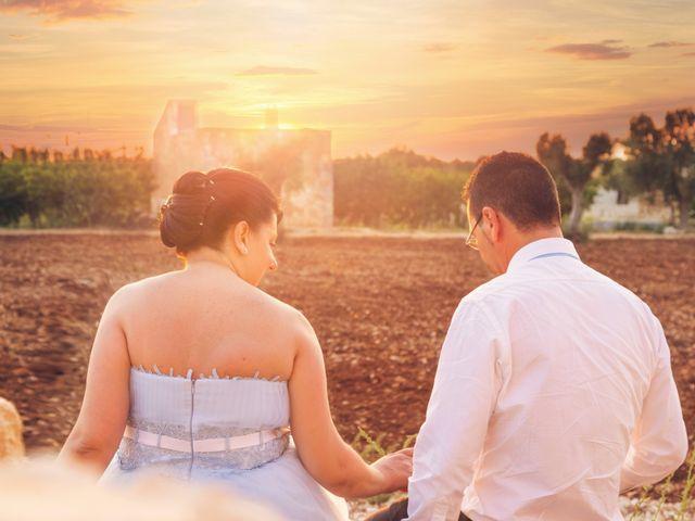Il matrimonio di Michele e Luciana a Conversano, Bari 11
