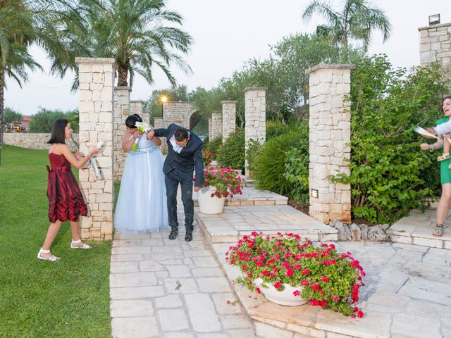 Il matrimonio di Michele e Luciana a Conversano, Bari 12