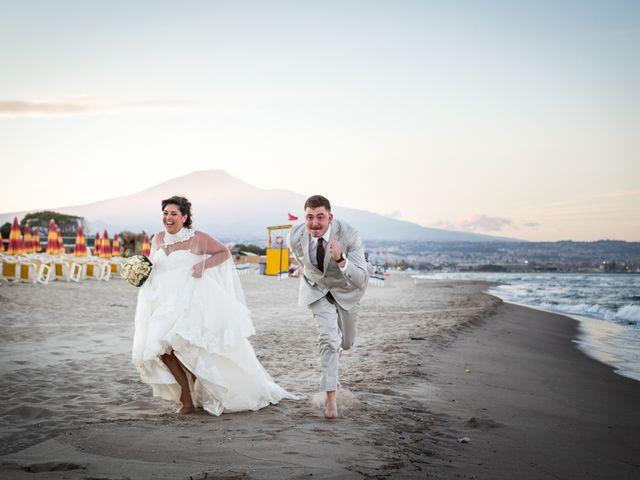 Il matrimonio di Arron e Sara a Catania, Catania 6