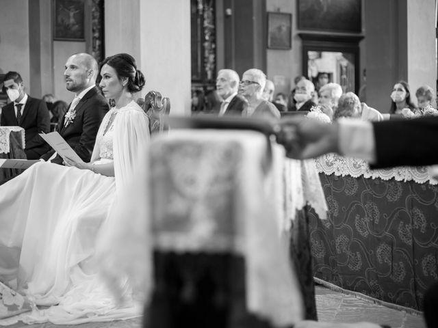 Il matrimonio di Lorenzo e Michela a Cremona, Cremona 36