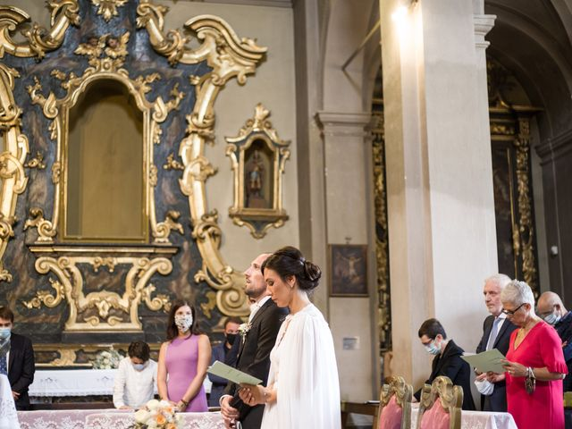 Il matrimonio di Lorenzo e Michela a Cremona, Cremona 43