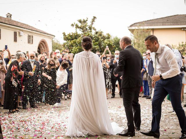 Il matrimonio di Lorenzo e Michela a Cremona, Cremona 51