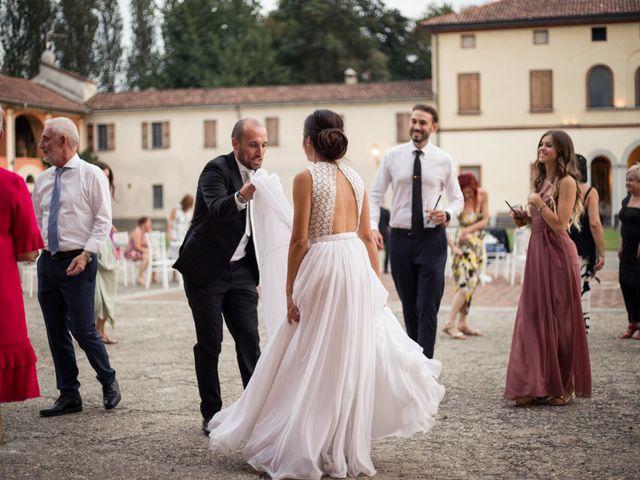 Il matrimonio di Lorenzo e Michela a Cremona, Cremona 114