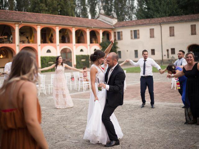 Il matrimonio di Lorenzo e Michela a Cremona, Cremona 115