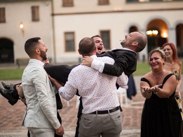 Il matrimonio di Lorenzo e Michela a Cremona, Cremona 119