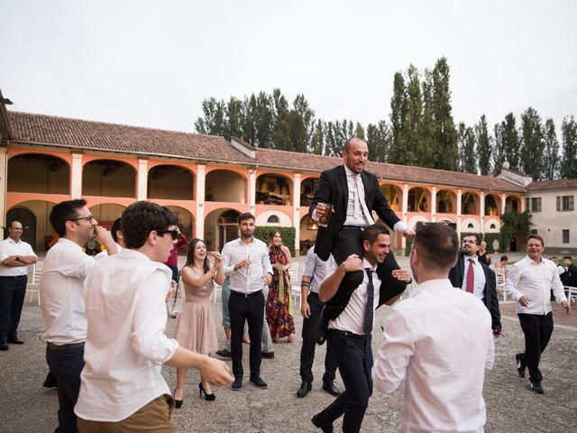 Il matrimonio di Lorenzo e Michela a Cremona, Cremona 121