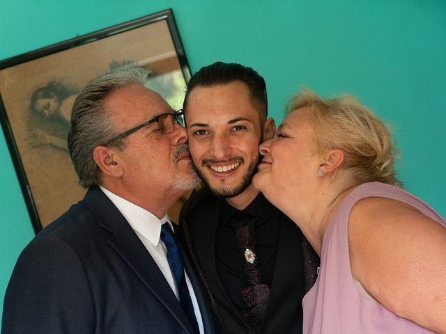Il matrimonio di Nicholas e Debora a Trezzo sull'Adda, Milano 4