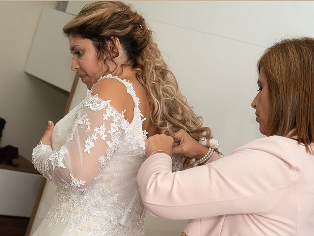 Il matrimonio di Nicholas e Debora a Trezzo sull'Adda, Milano 11