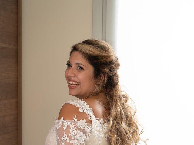 Il matrimonio di Nicholas e Debora a Trezzo sull'Adda, Milano 15