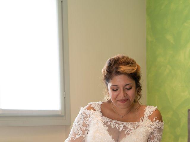 Il matrimonio di Nicholas e Debora a Trezzo sull'Adda, Milano 17