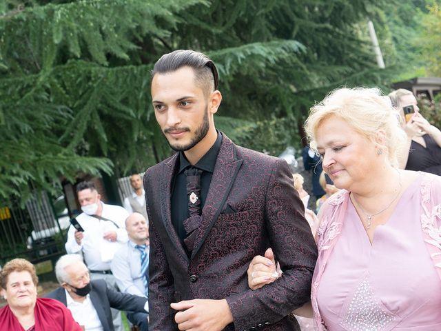 Il matrimonio di Nicholas e Debora a Trezzo sull'Adda, Milano 22