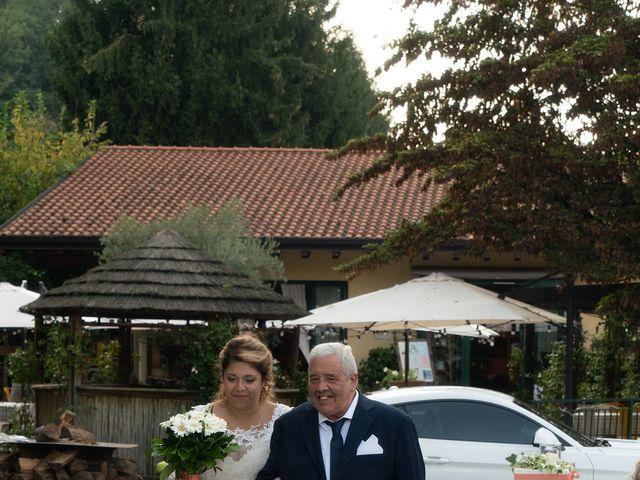 Il matrimonio di Nicholas e Debora a Trezzo sull'Adda, Milano 26