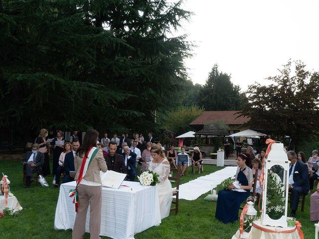 Il matrimonio di Nicholas e Debora a Trezzo sull'Adda, Milano 31