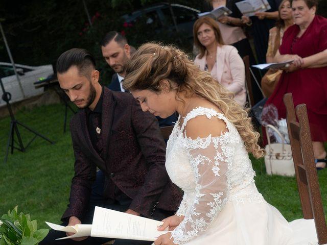 Il matrimonio di Nicholas e Debora a Trezzo sull'Adda, Milano 32