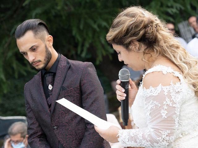 Il matrimonio di Nicholas e Debora a Trezzo sull'Adda, Milano 36