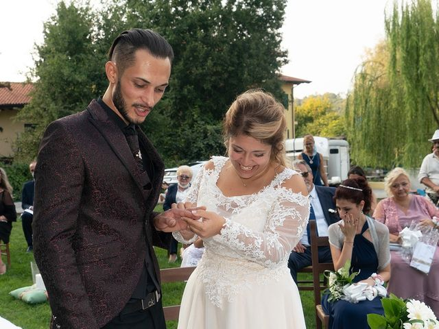 Il matrimonio di Nicholas e Debora a Trezzo sull'Adda, Milano 39