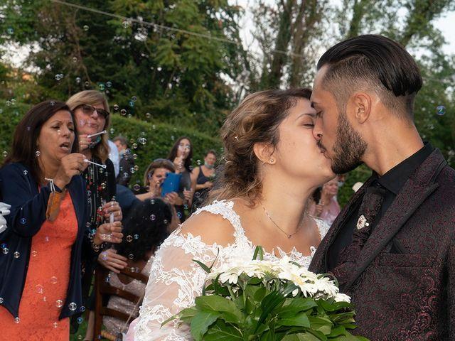 Il matrimonio di Nicholas e Debora a Trezzo sull'Adda, Milano 40