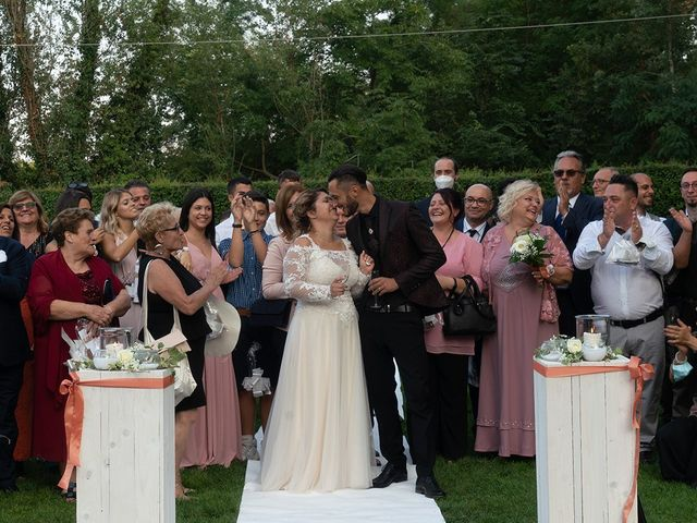 Il matrimonio di Nicholas e Debora a Trezzo sull'Adda, Milano 41