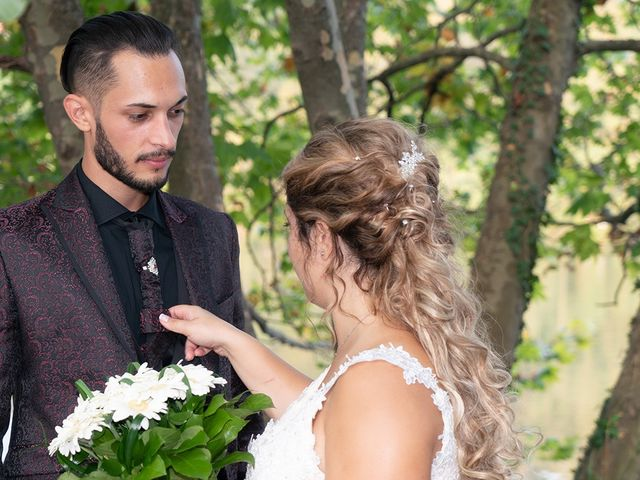 Il matrimonio di Nicholas e Debora a Trezzo sull'Adda, Milano 43