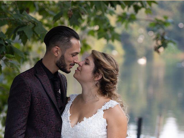 Il matrimonio di Nicholas e Debora a Trezzo sull'Adda, Milano 44
