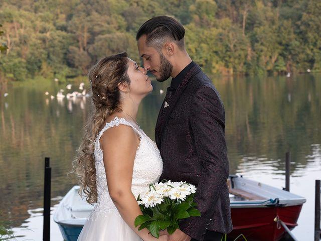 Il matrimonio di Nicholas e Debora a Trezzo sull'Adda, Milano 45