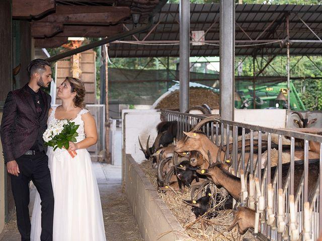 Il matrimonio di Nicholas e Debora a Trezzo sull'Adda, Milano 47
