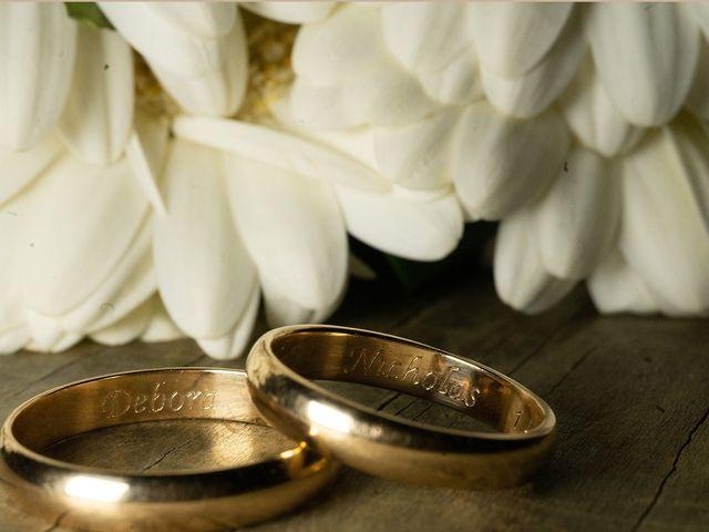 Il matrimonio di Nicholas e Debora a Trezzo sull'Adda, Milano 51