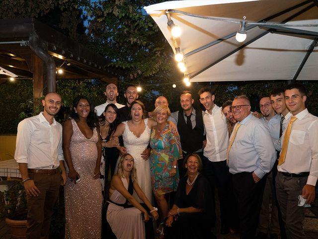 Il matrimonio di Nicholas e Debora a Trezzo sull'Adda, Milano 52