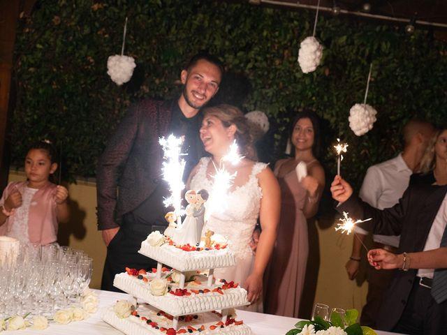 Il matrimonio di Nicholas e Debora a Trezzo sull'Adda, Milano 65