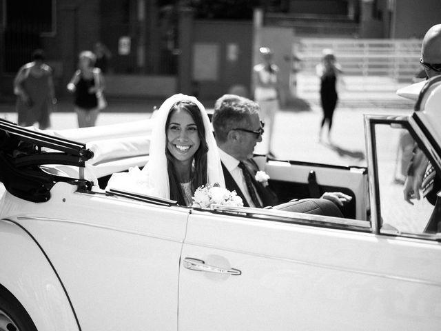 Il matrimonio di Sebastian e Veronica a Biella, Biella 20