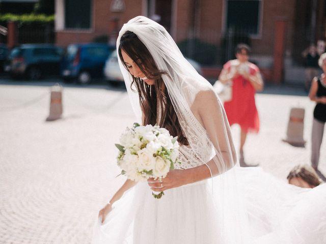 Il matrimonio di Sebastian e Veronica a Biella, Biella 22