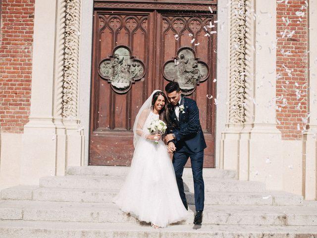 Il matrimonio di Sebastian e Veronica a Biella, Biella 31