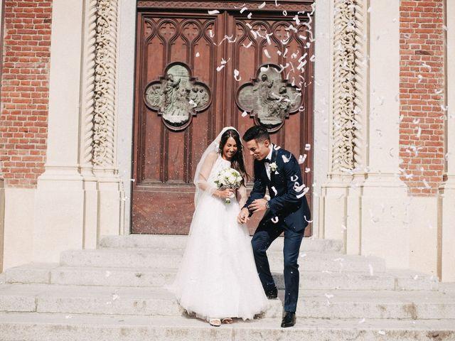 Il matrimonio di Sebastian e Veronica a Biella, Biella 32