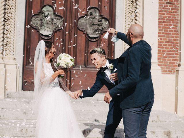 Il matrimonio di Sebastian e Veronica a Biella, Biella 35