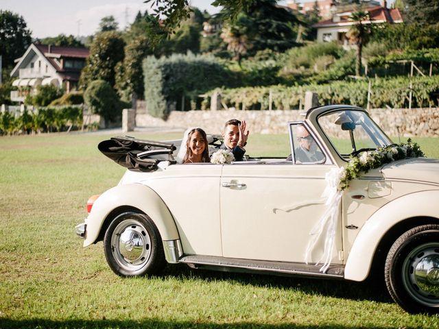 Il matrimonio di Sebastian e Veronica a Biella, Biella 41