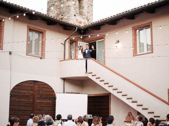 Il matrimonio di Sebastian e Veronica a Biella, Biella 61