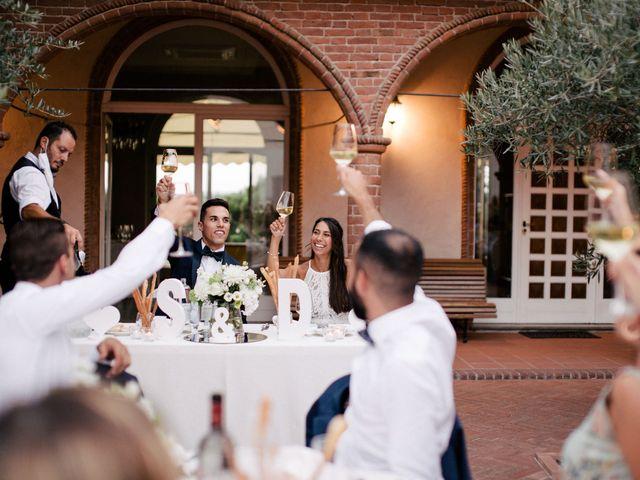 Il matrimonio di Sebastian e Veronica a Biella, Biella 68