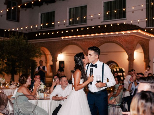 Il matrimonio di Sebastian e Veronica a Biella, Biella 70
