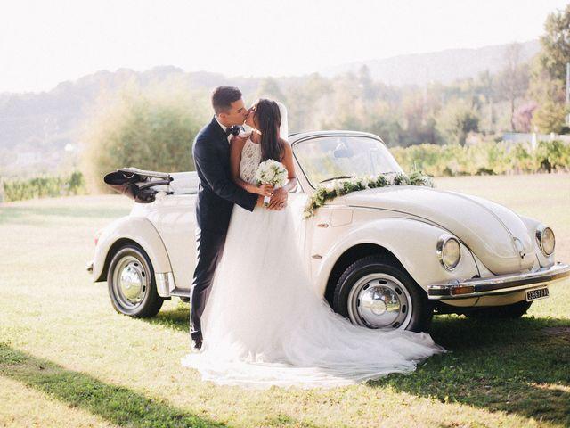 Le nozze di Veronica e Sebastian