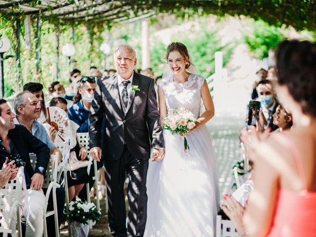 Il matrimonio di Sara e Mirko a Almè, Bergamo 21