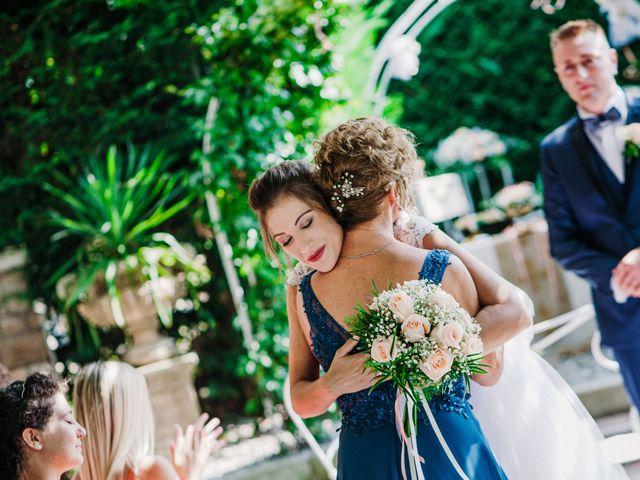 Il matrimonio di Sara e Mirko a Almè, Bergamo 22