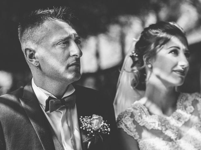 Il matrimonio di Sara e Mirko a Almè, Bergamo 25