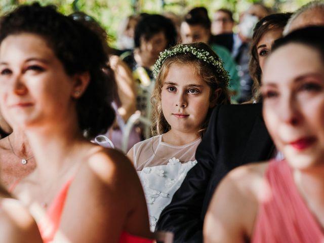 Il matrimonio di Sara e Mirko a Almè, Bergamo 28
