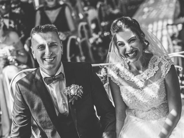 Il matrimonio di Sara e Mirko a Almè, Bergamo 29