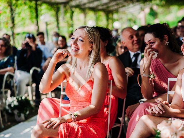Il matrimonio di Sara e Mirko a Almè, Bergamo 31
