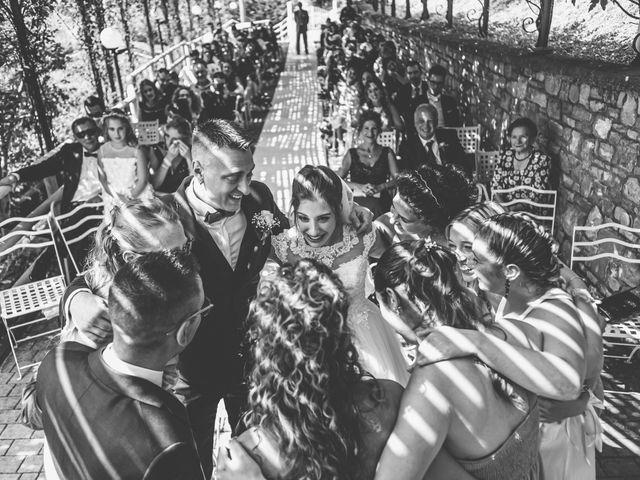 Il matrimonio di Sara e Mirko a Almè, Bergamo 33